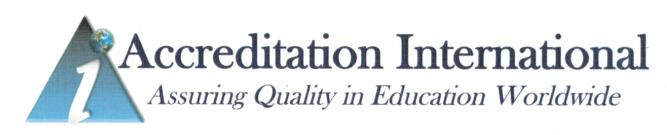 Accreditation International (AI)